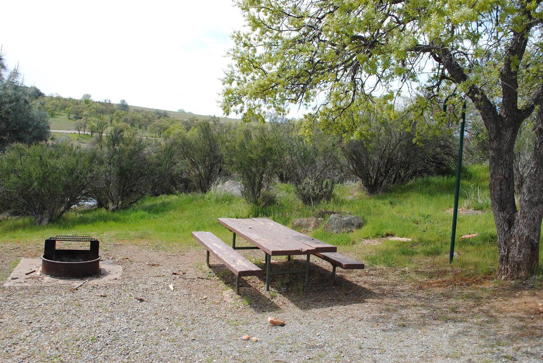 Acorn Campground Site 89Pull through