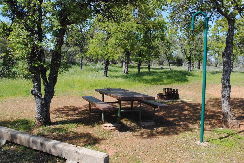 Acorn Campground Site 90 campPull through