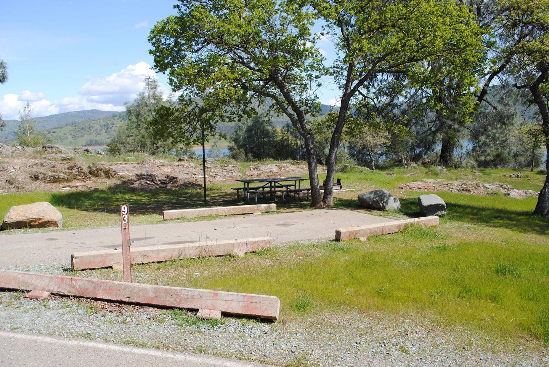 Acorn Campground Site 93Slip