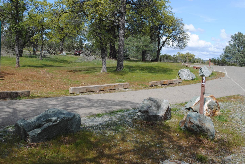 Acorn Campground Site 94Slip