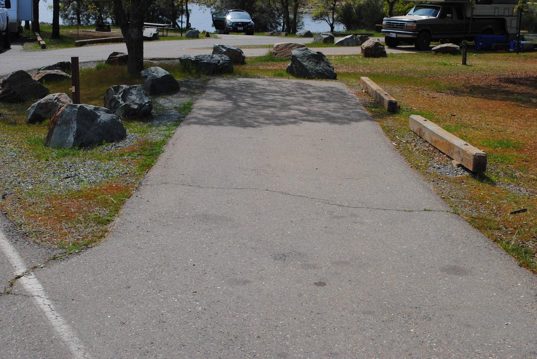 Acorn Campground Site 94 parkingSlip