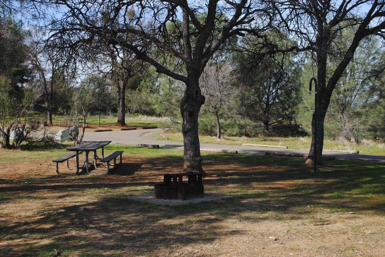 Acorn Campground Site 95 campPull thruough