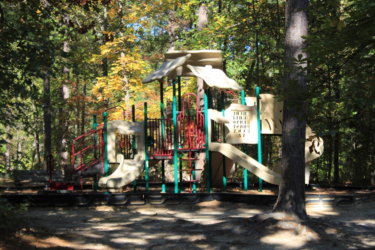 NBP Area B PlaygroundWelcome to North Bend Park! This is the playground located in Area B of North Bend Park.