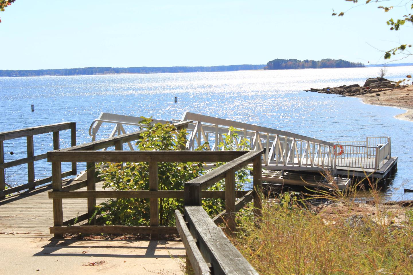 NBP Fishing PierWelcome to North Bend Park! This is the Handicap Fishing Pier located beside the Osage Picnic Area. This fishing pier is handicap accessible.
