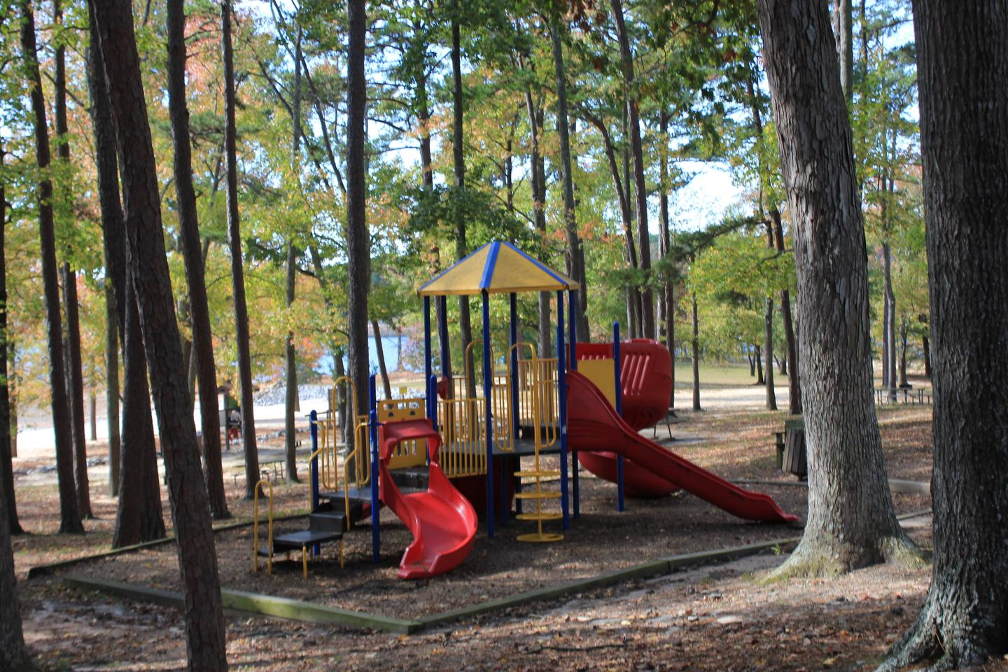 NBP DUA PlaygroundWelcome to North Bend Park! This is the playground in the Day Use Area located in North Bend Park.