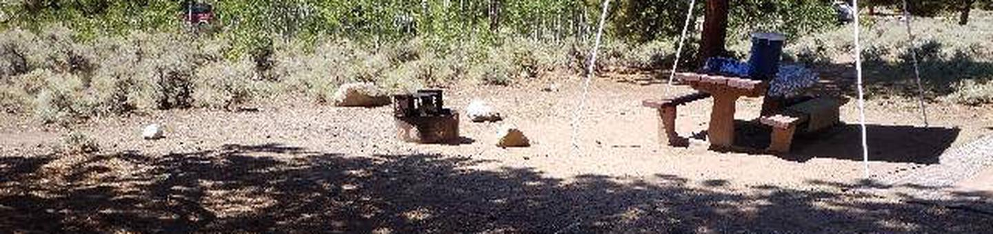 Lakeview Campground, site E6