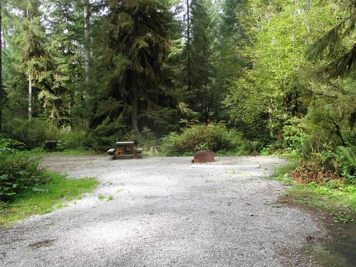 Swift Creek CampgroundSite 22