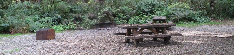Swift Creek CampgroundSite 33