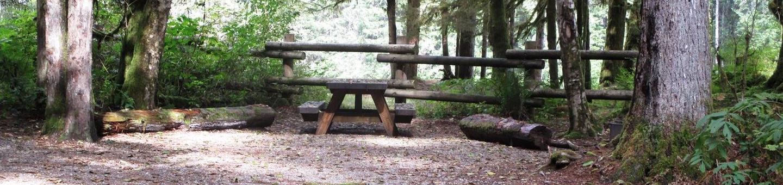 Swift Creek CampgroundSite 37