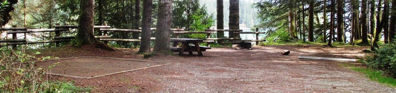 Swift Creek CampgroundSite 39