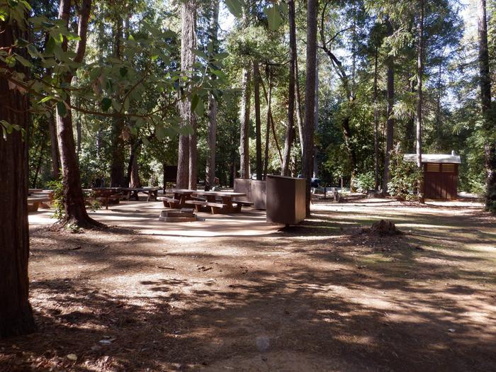 Sugarpine Campsite
