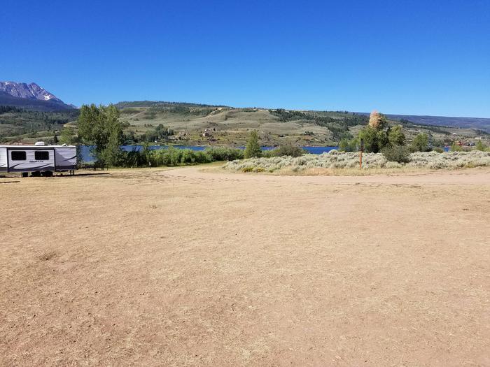 Cow Creek campground 3Cow Creek campground 1