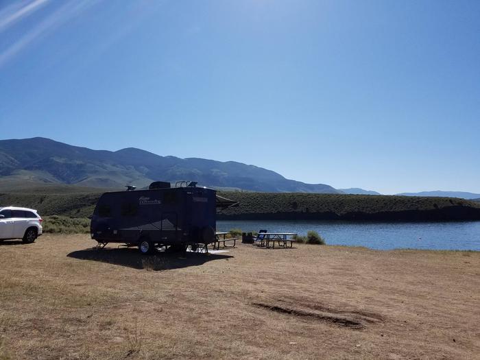 Cow Creek South Campsite 2 aCow Creek South Campsite 2a
