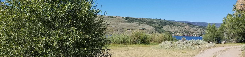Cow Creek South Campsite 4