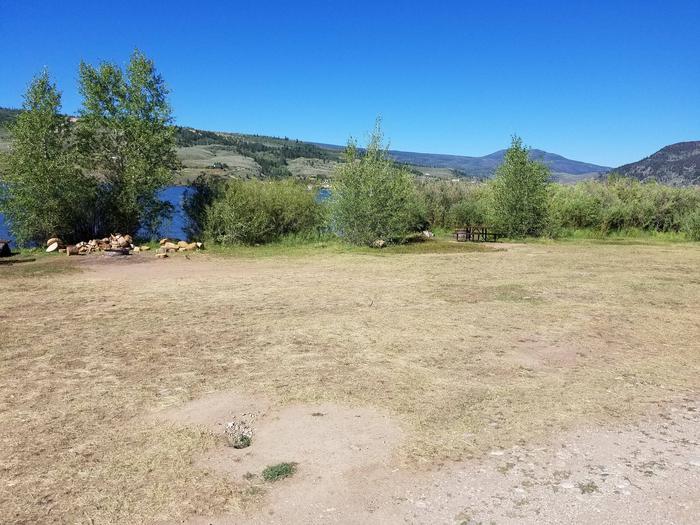 Cow Creek South Campsite 6