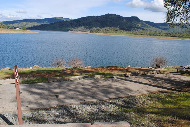 Acorn Campground Site 101Slip