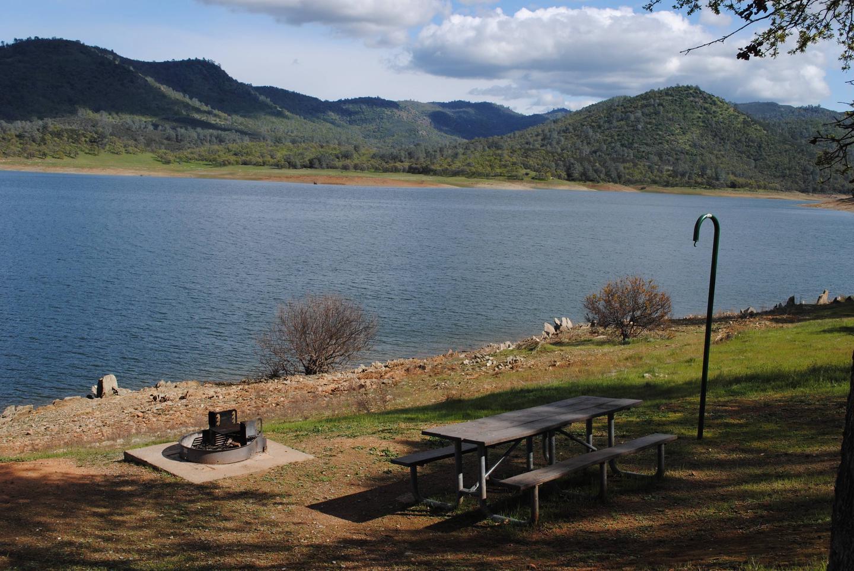 Acorn Campground Site 101 campSlip