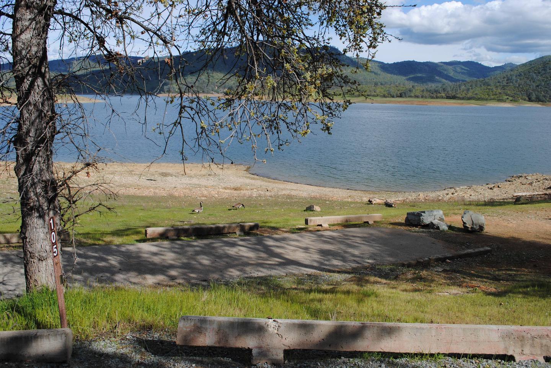 Acorn Campground Site 105Slip