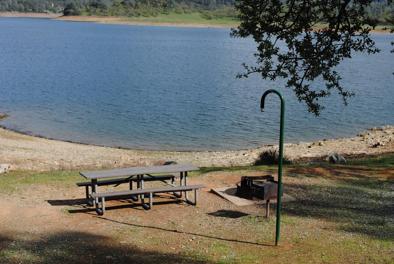 Acorn Campground Site 105 campSlip