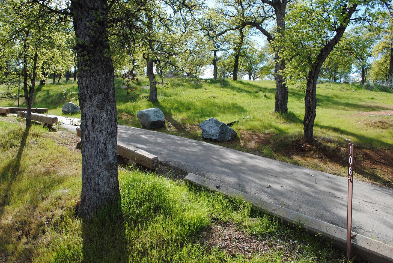 Acorn Campground Site 106Slip