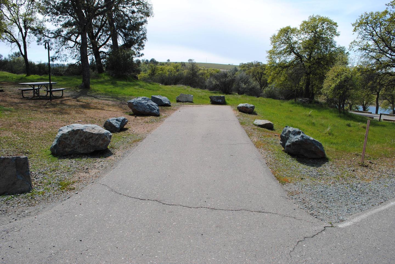 Acorn Campground Site 110 parkingSlip
