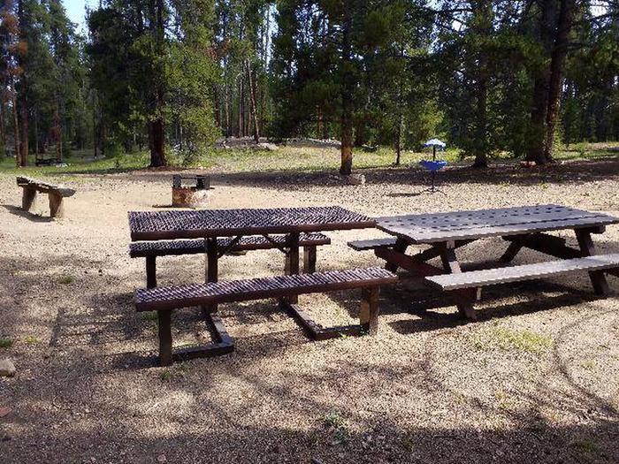 Printer Boy Group Campground, Site 4