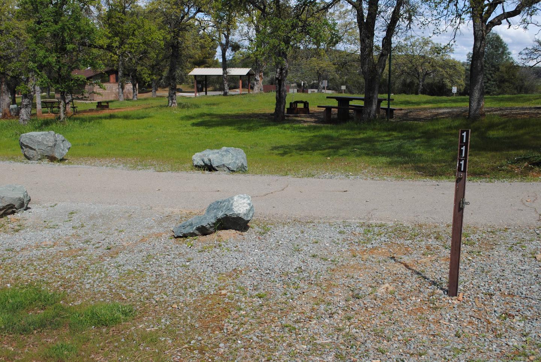 Acorn Campground Site 111Slip
