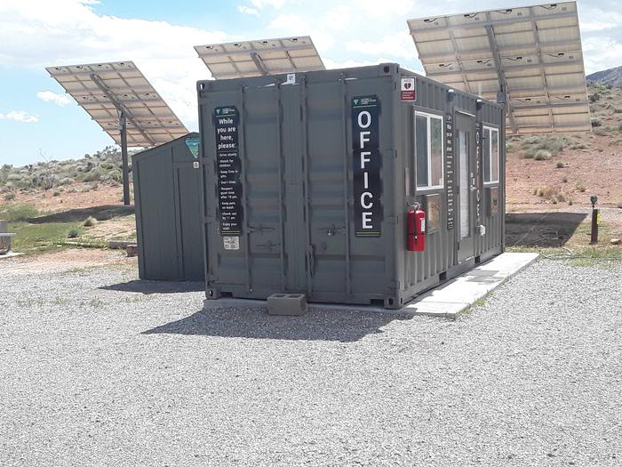 Red Rock Canyon Campground Office