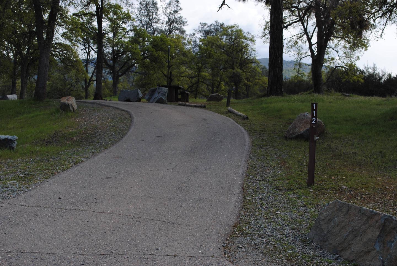 Acorn Campground Site 112Pull through