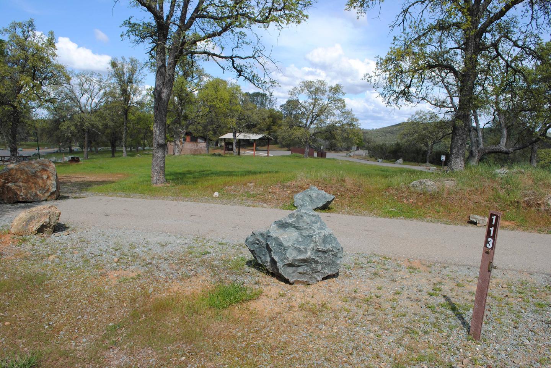 Acorn Campground Site 113 Slip