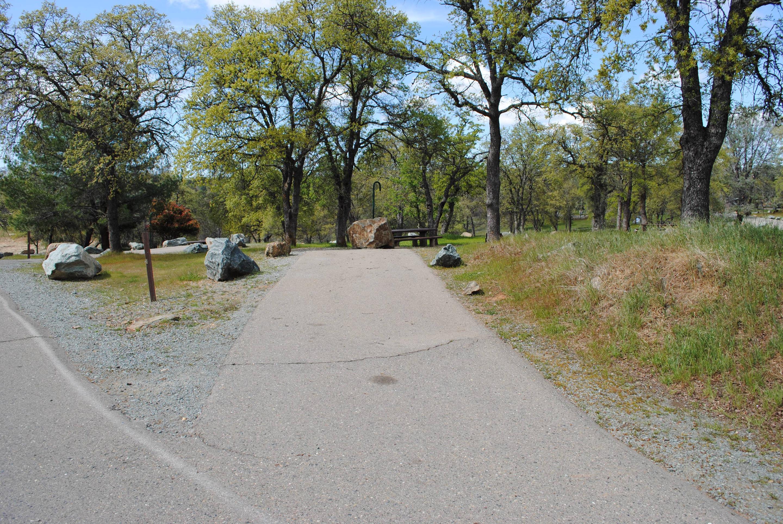 Acorn Campground Site 113 parkingSlip