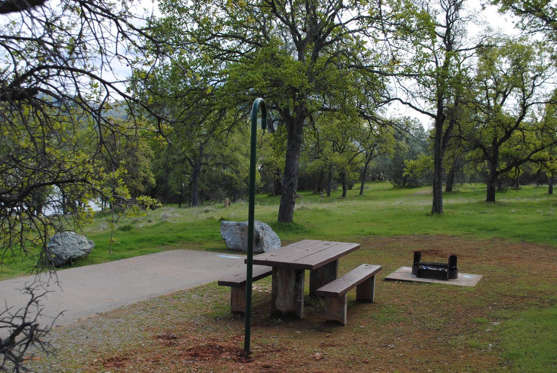 Acorn Campground Site 115 campSlip
