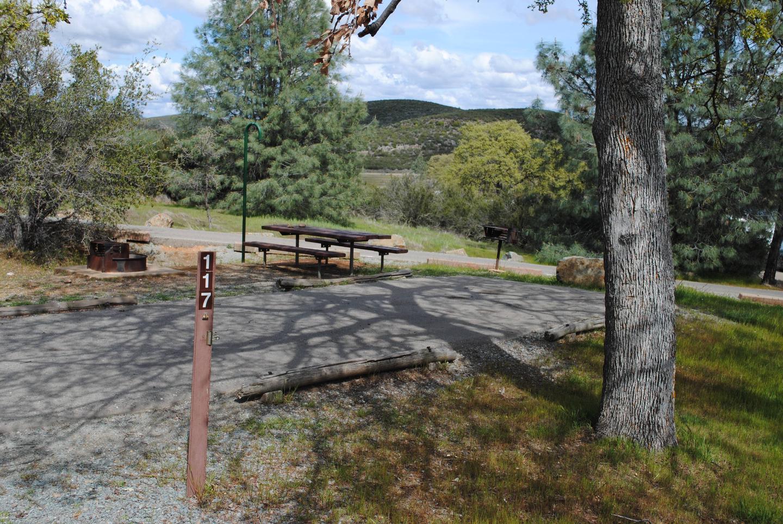 Acorn Campground Site 117Slip