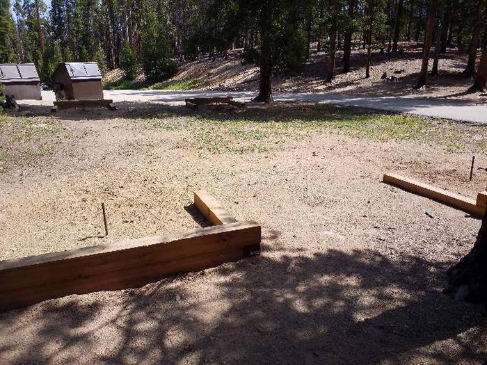 Printer Boy Group Campground horseshoe pit