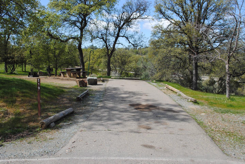 Acorn Campground Site 119 Slip