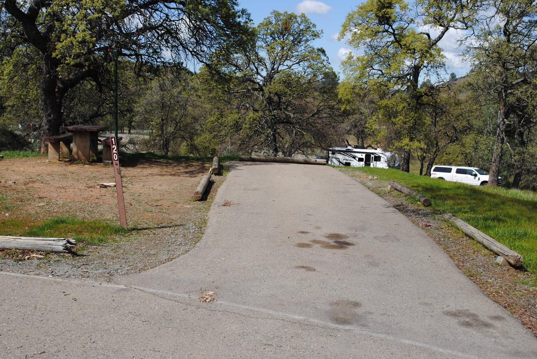 Acorn Campground Site 120 Slip