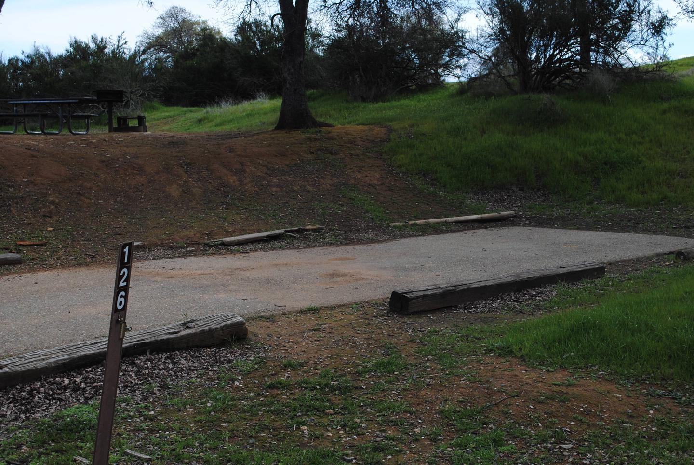Acorn Campground Site 126Slip
