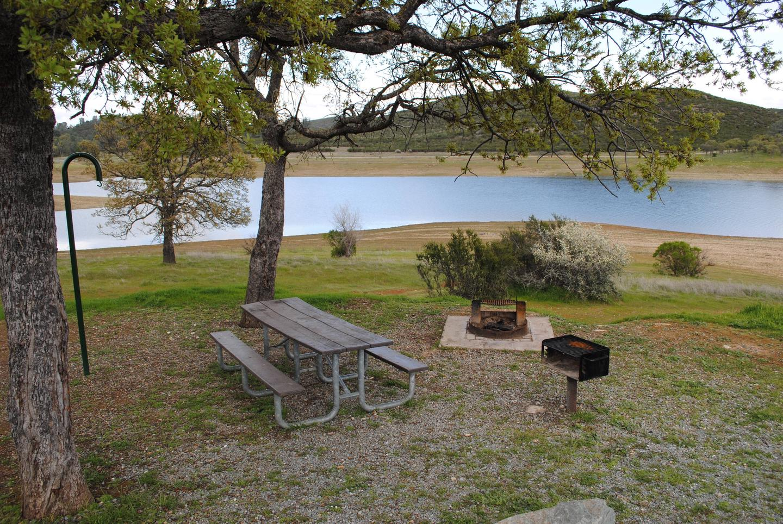 Acorn Campground Site 127 campSlip