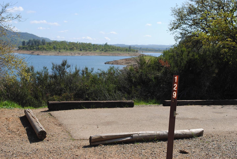 Acorn Campground Site 129Slip