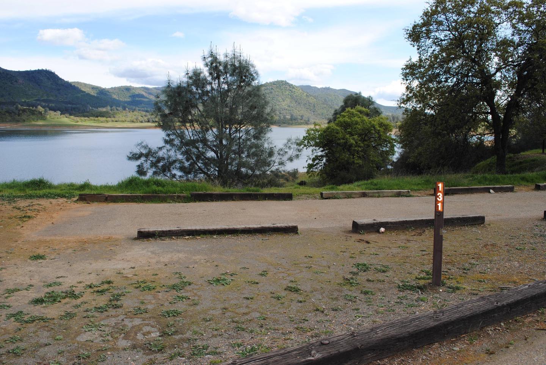 Acorn Campground Site 131Slip