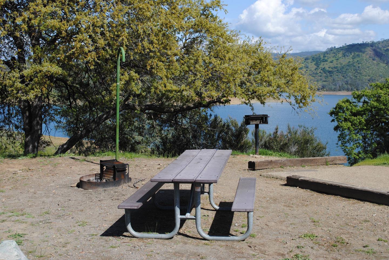 Acorn Campground Site 132 campSlip