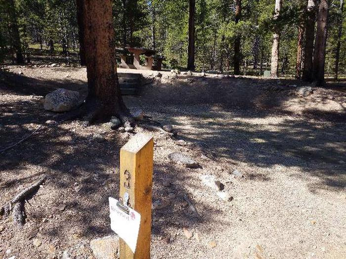 Fathery Dyer Campground, site 3 preview imageFather Dyer Campground, Site 3