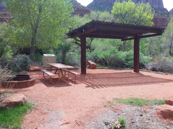 Campsite areaF1
