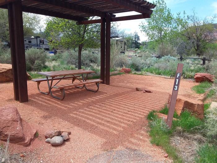 Campsite areaF13