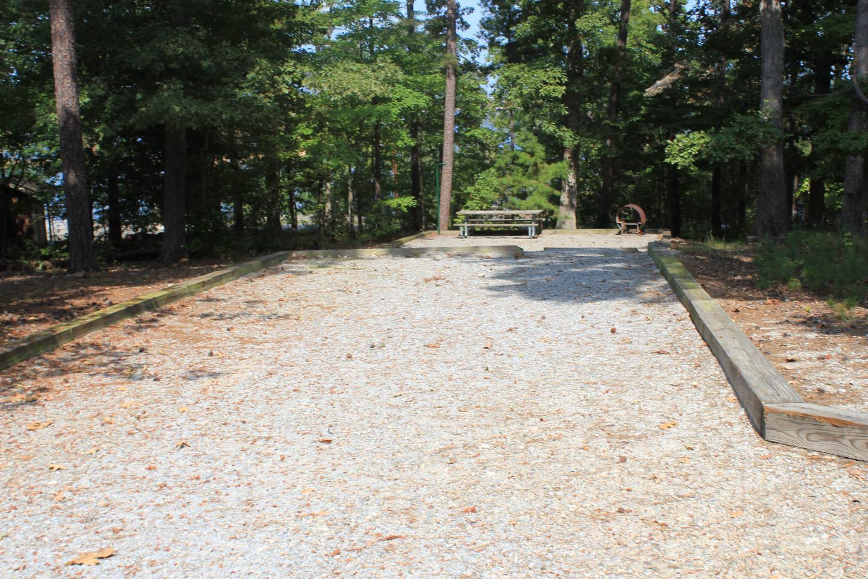 NBP Area A Campsite #46