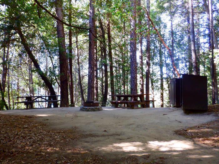 Campsite 2D