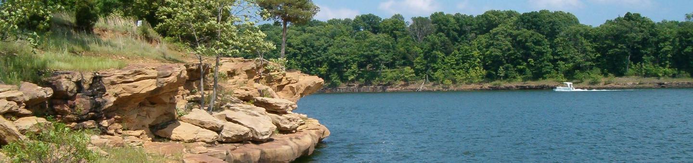 LAUREL BRANCHRough River Lake