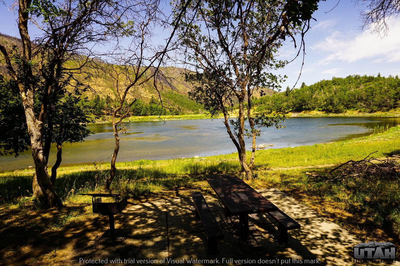 Maple Lake Campground scenicMaple Lake Campground