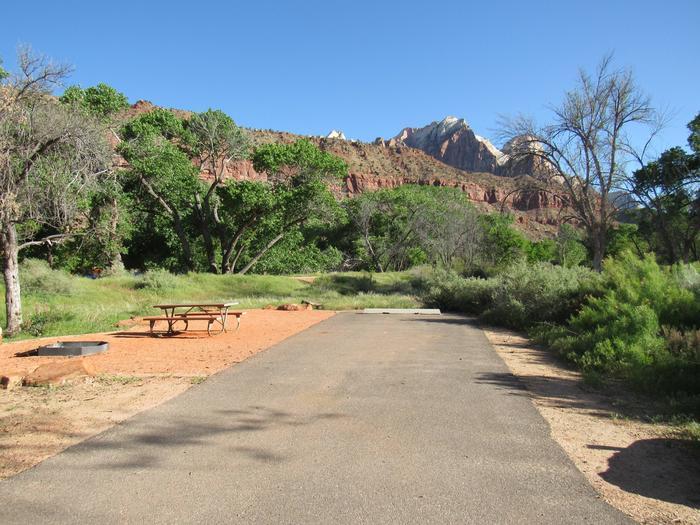 Campsite area Site A9