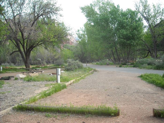 Campsite area 2B31